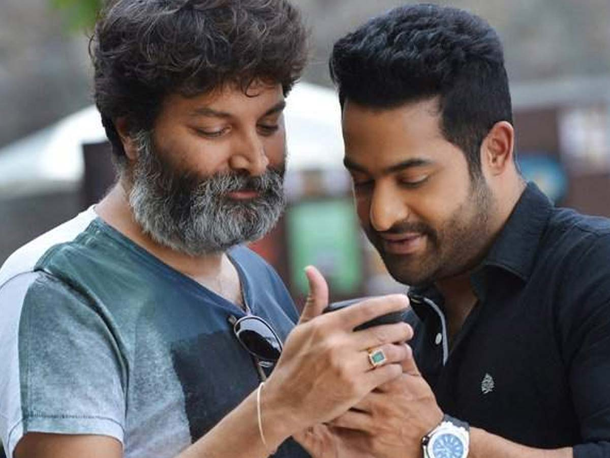 Trivikram waiting for NTR continues