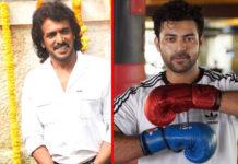 Upendra full length role in Varun Tej Boxer