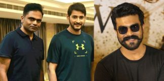 Vamsi Paidipally - Mahesh - Charan project is on cards?