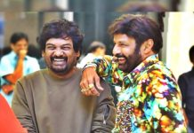 100% Sure Puri Jagannadh talking about Lion Balakrishna