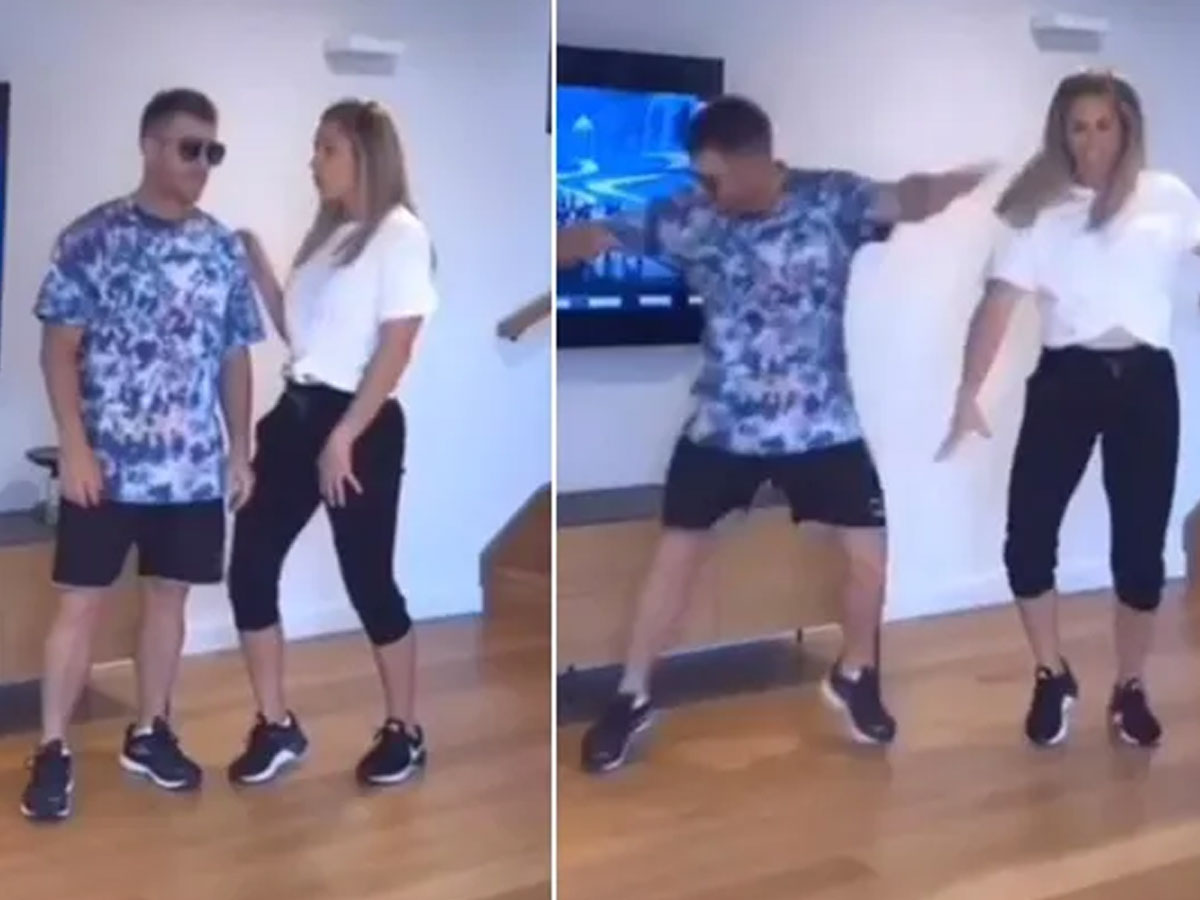 50 attempts to almost ace Mahesh Babu dance steps