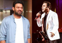 AR Rahman music for Prabhas?