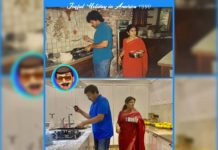 After 30 years, Chiranjeevi and Surekha pose exactly