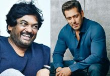 After Vijay Deverakonda, Puri will jump to direct Salman Khan?