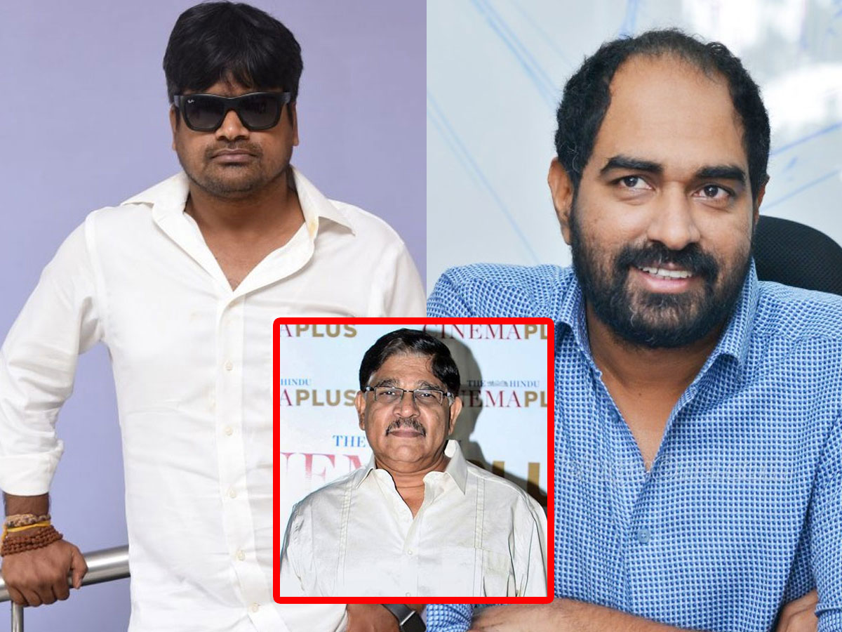 Allu Aravind approaches Tollywood directors for his app