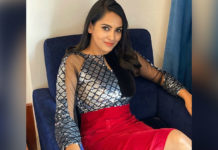 Bigg Boss girl Himaja in Acharya