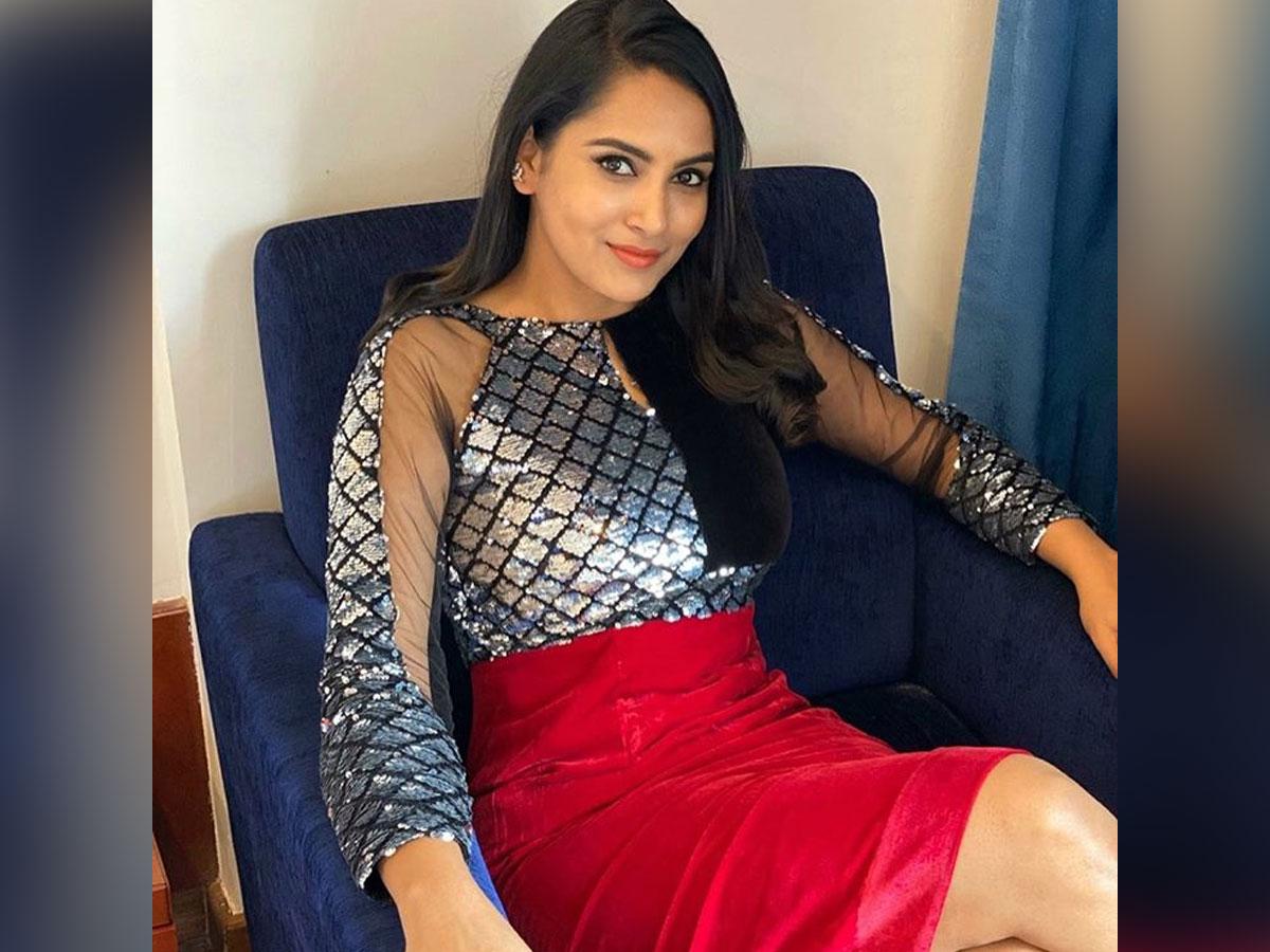 Bigg Boss girl Himaja in Acharya