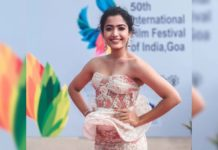 Busy doing nothing says Rashmika