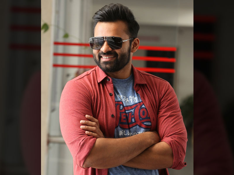 Confidence growing in Sai Dharam Tej! Three Producers teaming up