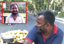 Corona Effect: Dream Girl actor becomes fruit seller