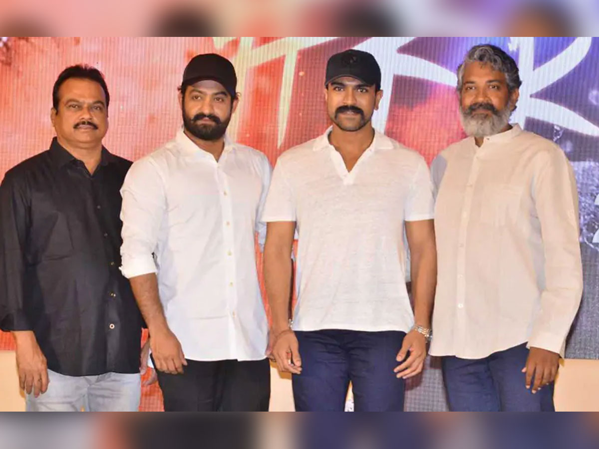 Danayya confirms: It's Impossible for RRR to release on 8th January!