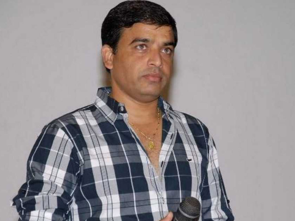 Dil Raju quotes Rs 35 Cr for V?