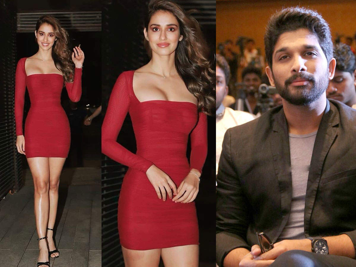 Disha Patani special song in Allu Arjun Pushpa?
