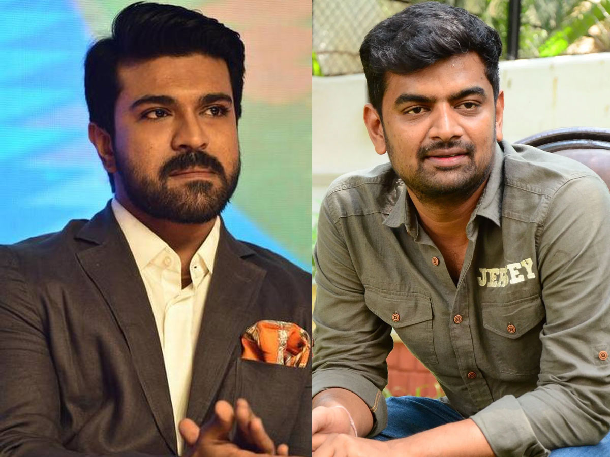 Gowtham impresses Ram Charan with his capabilities but says 'No'