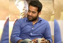 Hats Off to Jr NTR dedication