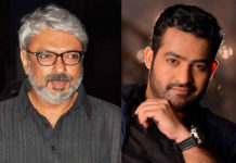 Jr NTR Bollywood entry with Sanjay Leela Bhansali