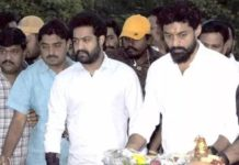 Jr NTR to skip NTR Ghat tomorrow
