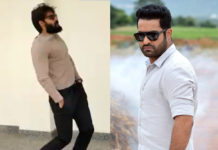 Kartikeya recreates iconic step of Jr NTR