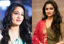 Keerthy Suresh adding pressure on Anushka Shetty?