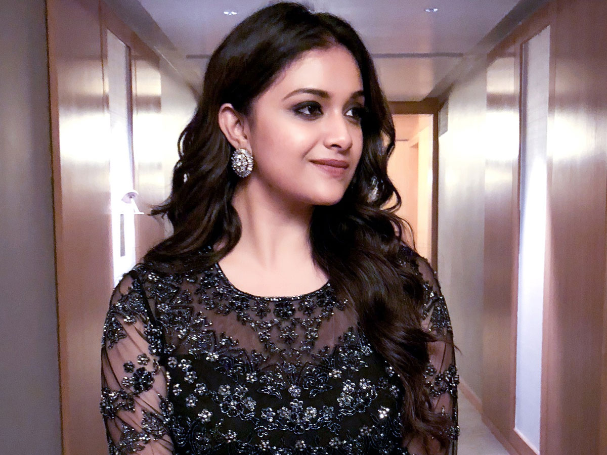 Keerthy Suresh strong retort to bikini comments