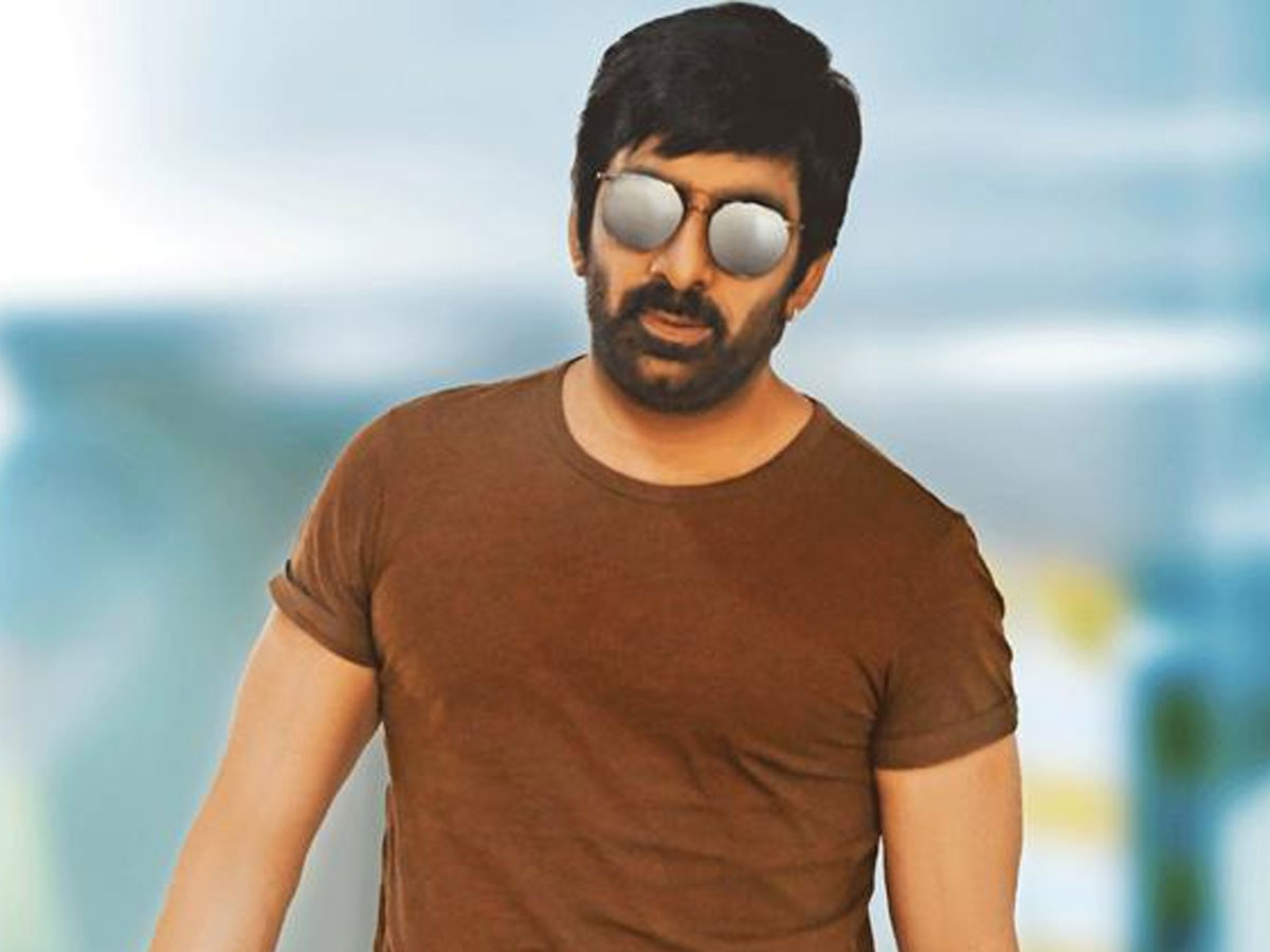 Killer Ravi Teja a Cop in Khiladi?