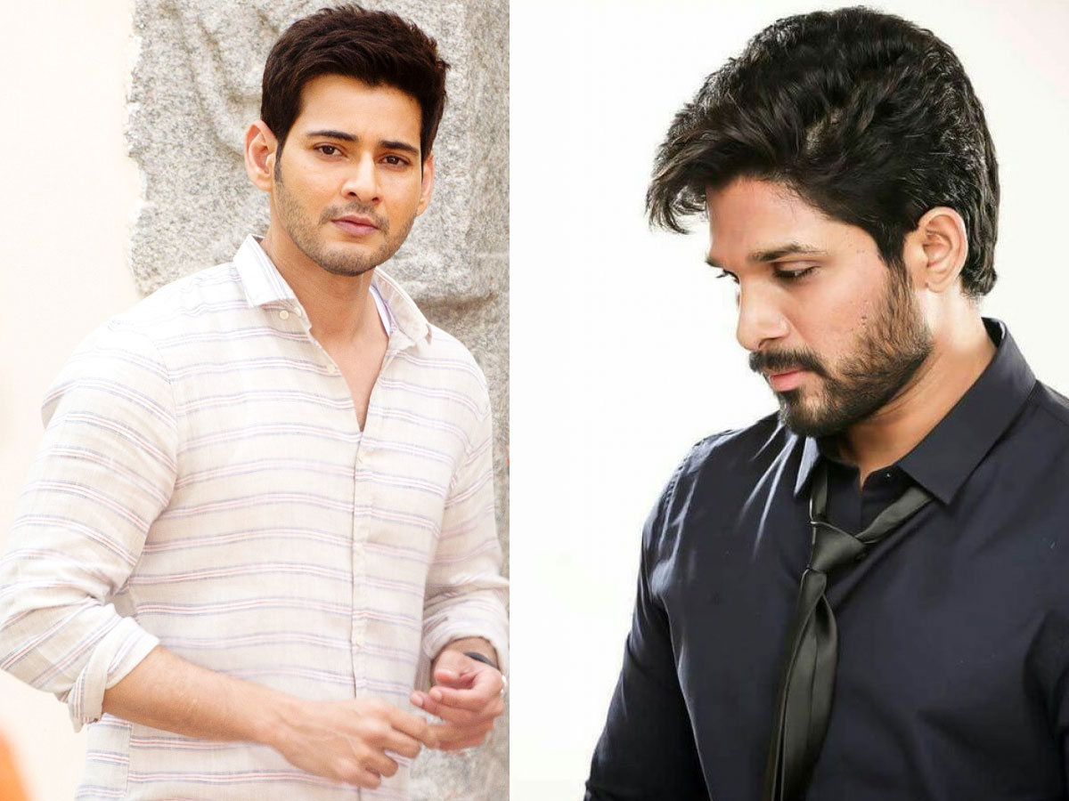 Mahesh Babu, Allu Arjun special messages to their mothers