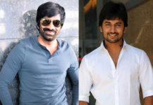 Nani indirect support to Ravi Teja