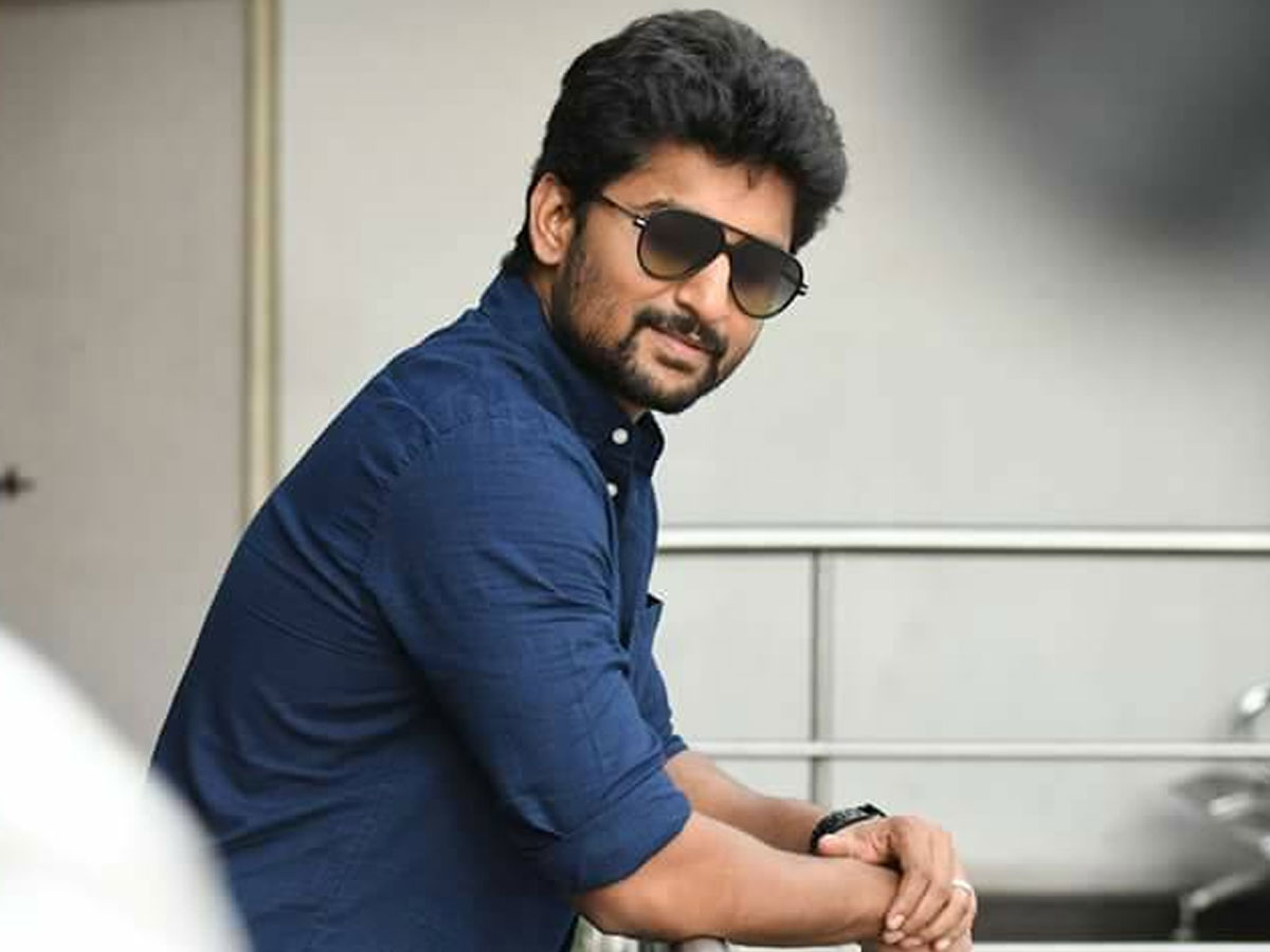Nani to speak in Telangana accent!
