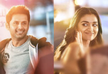 Nithiin is sliding towards Keerthy Suresh?