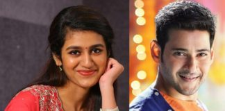Not Keerthy or Kiara, it's Priya Prakash Varrier for Mahesh Babu?