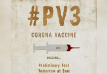 Prasanth Varma loading Corona Vaccine! Preliminary test tomorrow