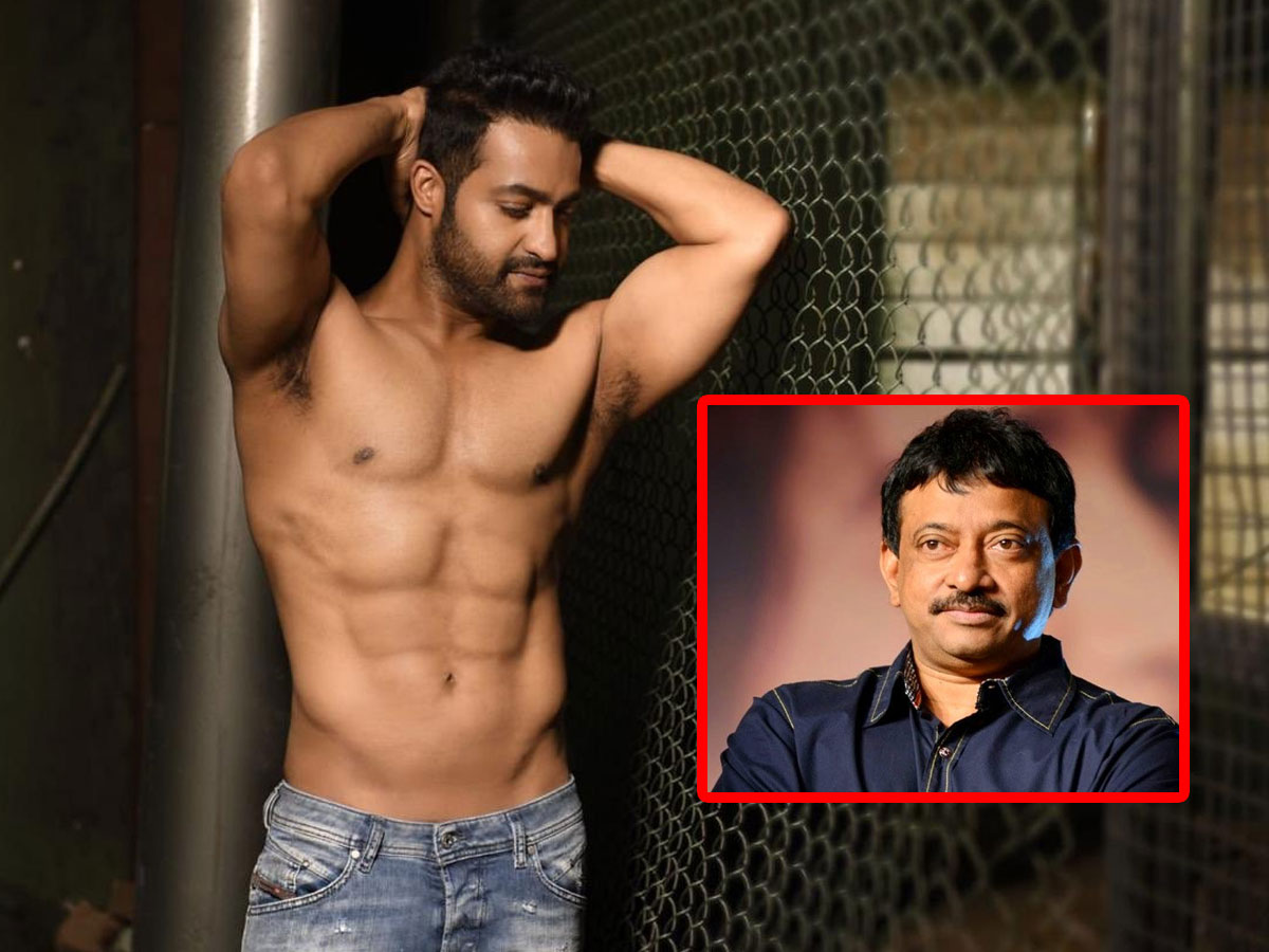 RGV wants to become Gay! Reason Jr NTR