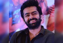 Ram Pothineni escaped from CoronaVirus