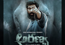 Rana Daggubati Aranya going for Netflix?
