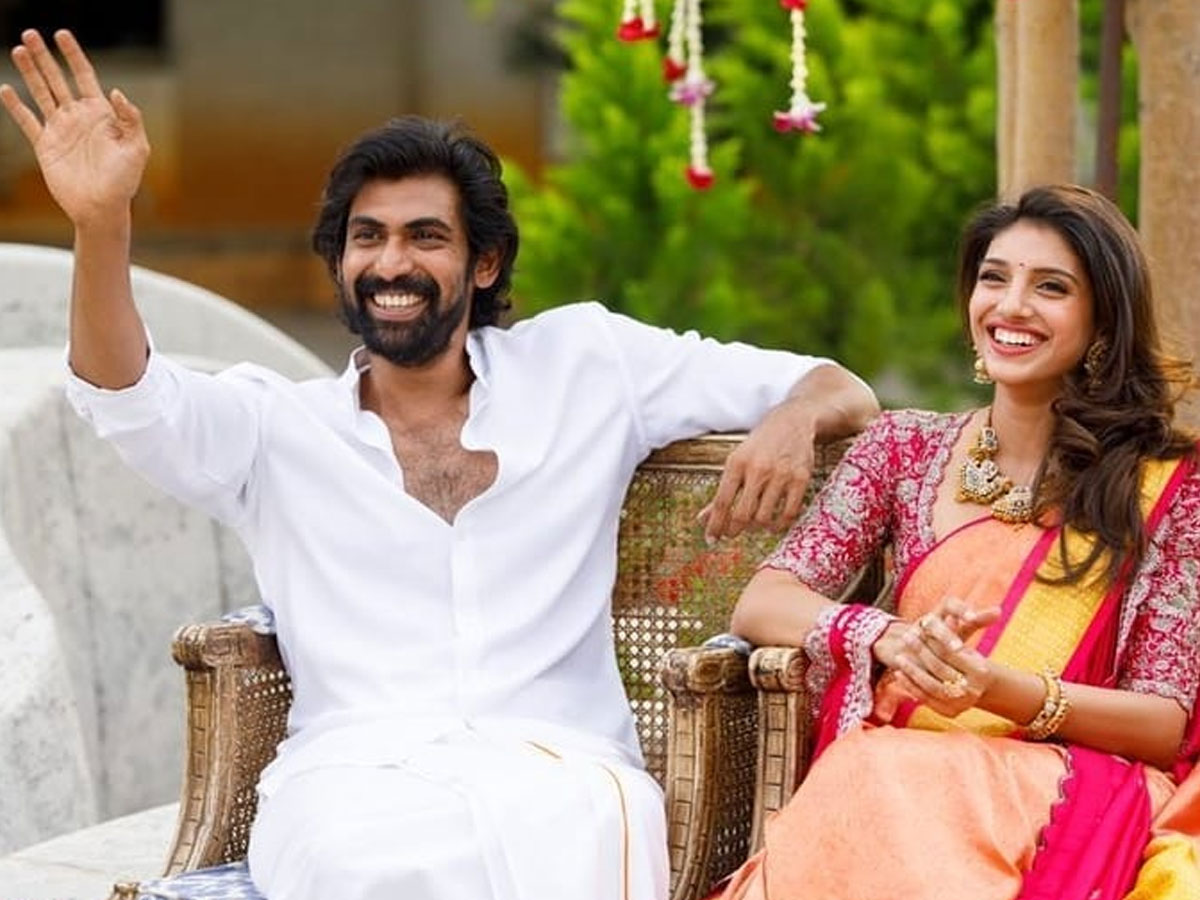 Rana Daggubati - Miheeka Bajaj wedding on 8th August?