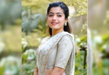 Rashmika pours her thoughts about spending time with family