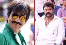 Ravi Teja, Lot Depends on Balakrishna