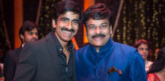 Ravi Teja gives first opportunity, waiting for Chiranjeevi