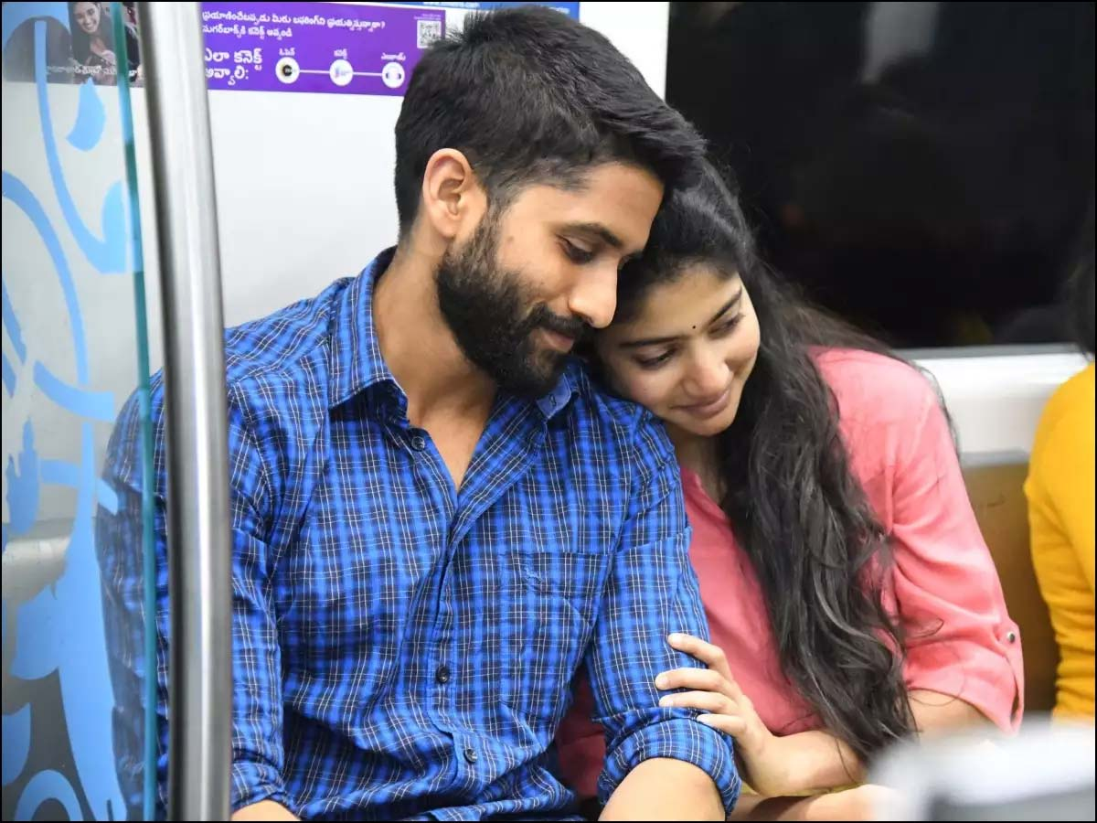 Sai Pallavi deep lip lock treat!