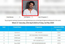 Small Screen Fight! Prabhas grab No 1 position
