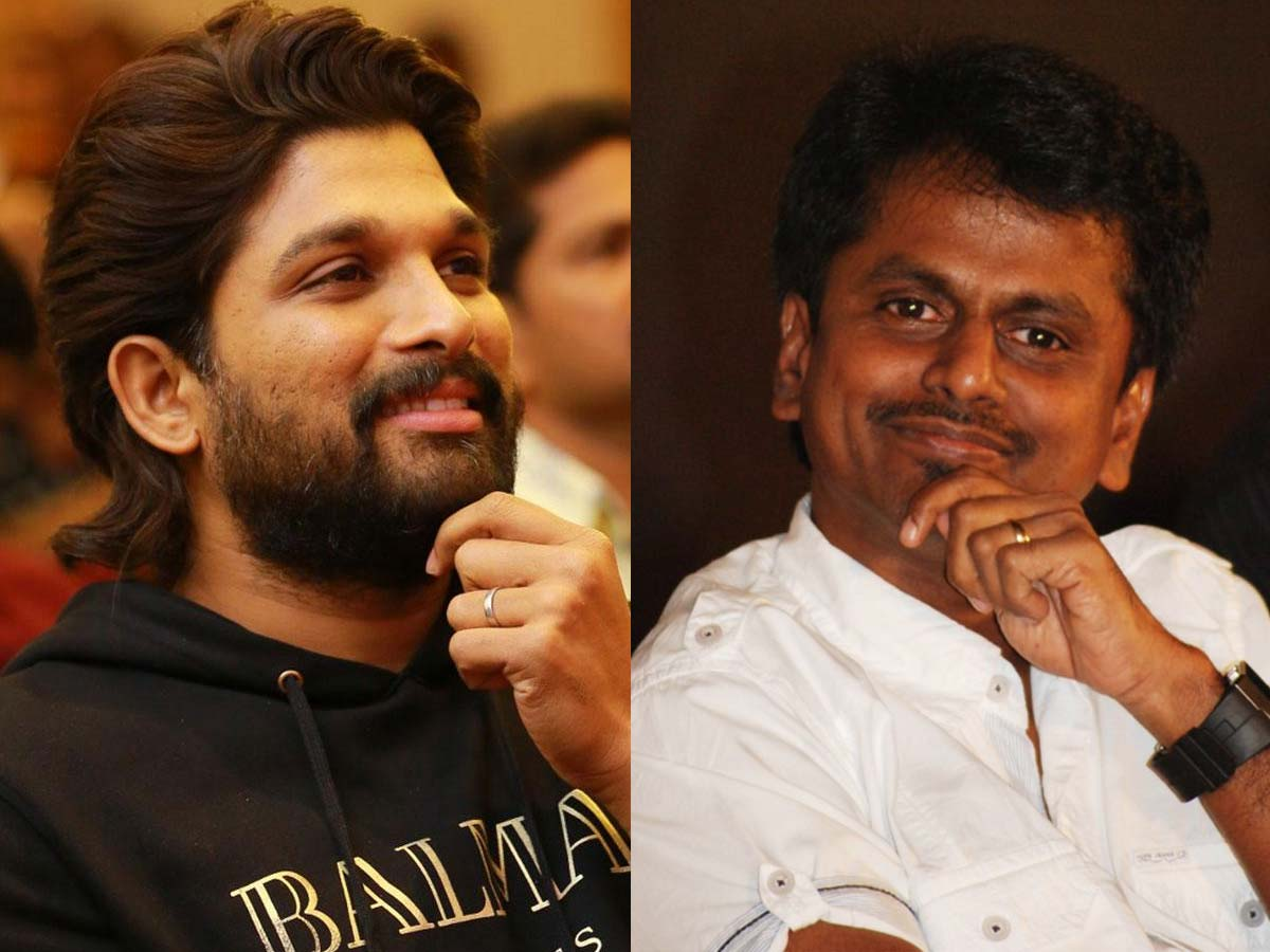 Something much bigger! Tamil director comeback with Allu Arjun
