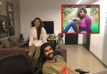 Sri Reddy comments on Rana Garu and lover Miheeka