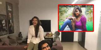 Sri Reddy comments on Rana Garu and lover Miheeka