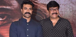 Thrilling action sequence between Chiru and Charan?