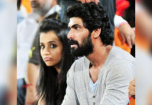 Trisha deletes post about Rana Daggubati?