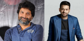 Trivikram Srinivas keen to work with Most wanted Prabhas!