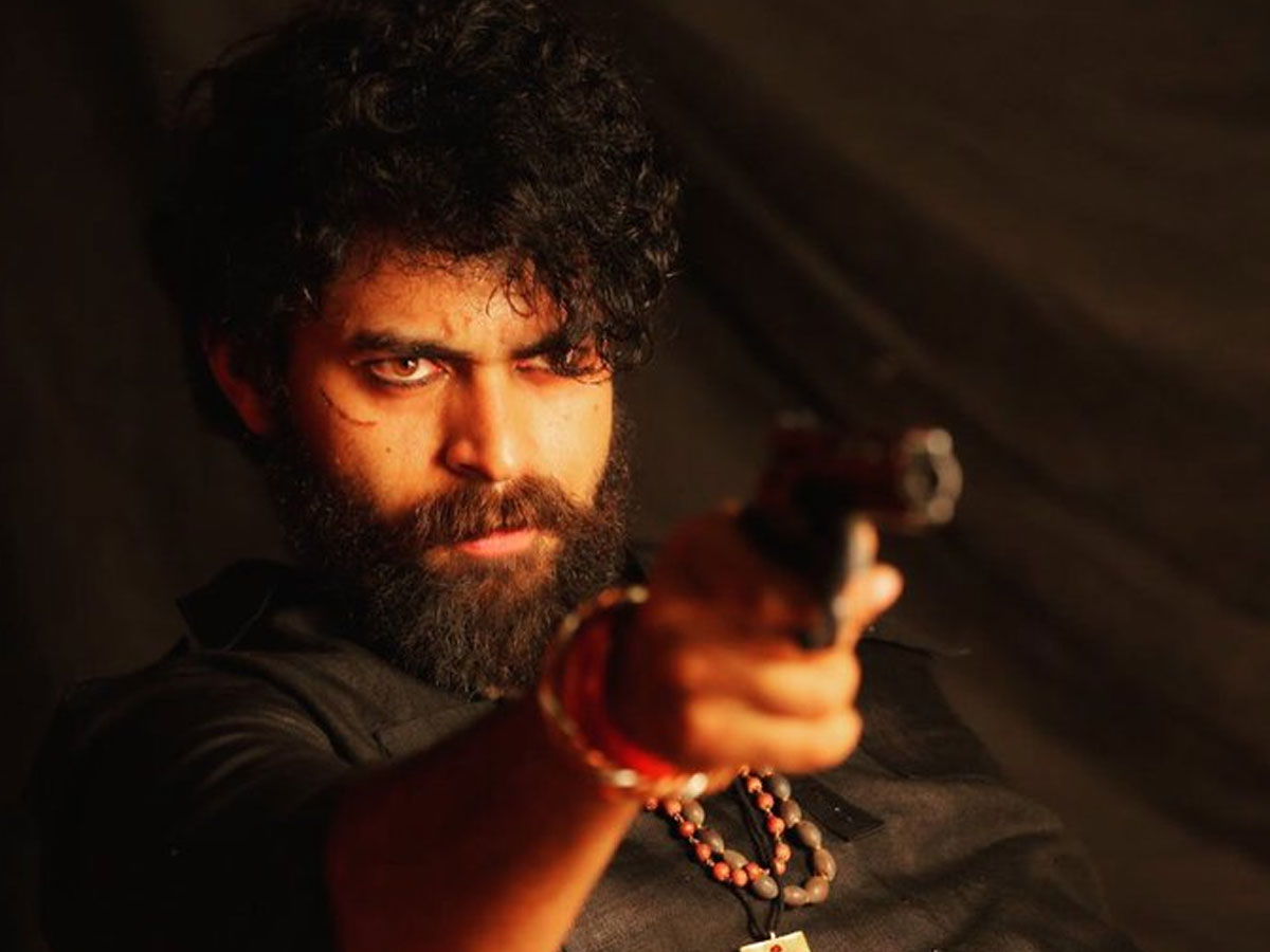 Varun Tej picks gun, says: You can't talk to a man