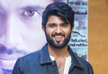 Vijay Deverakonda speaks about his Funny Girl Friend
