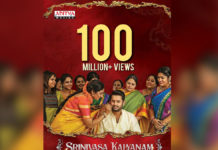 Srinivasa Kalyanam ruling roost on YouTube: 100 Million
