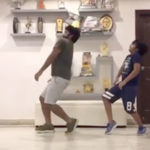 A look at Allu Arjun competition! Sekhar Master Ramuloo Ramulaa dance